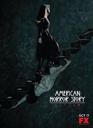 American Horror Story Asylum Puzzle Fun-Size 120 pcs