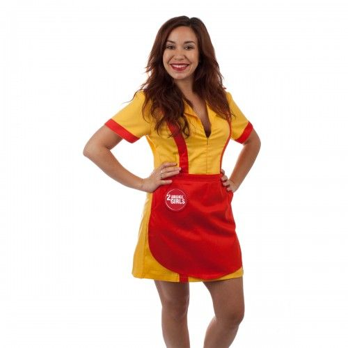 someone be 2 broke girls with me for Halloween please!!! lol
