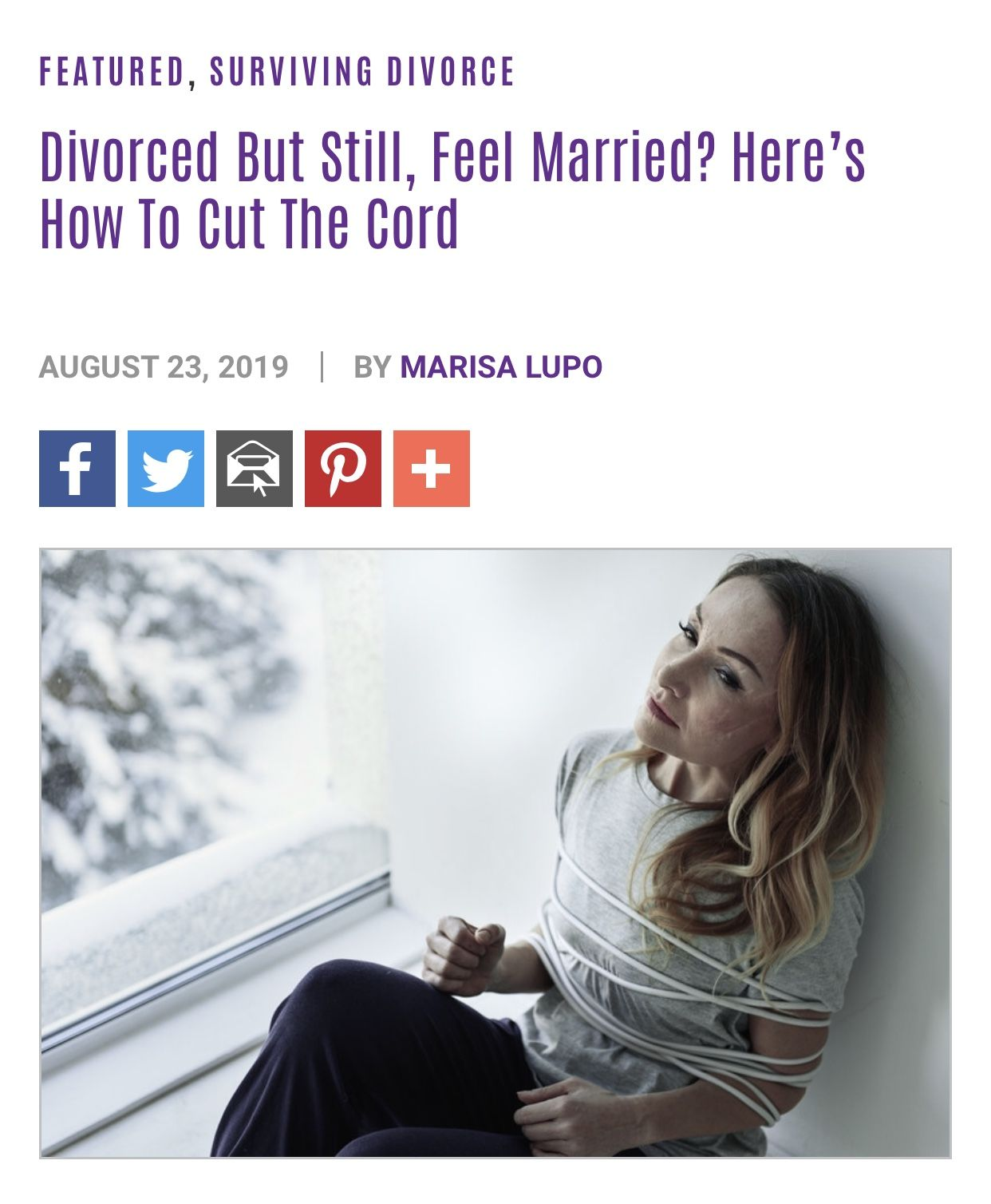 Pin on Divorce recovery