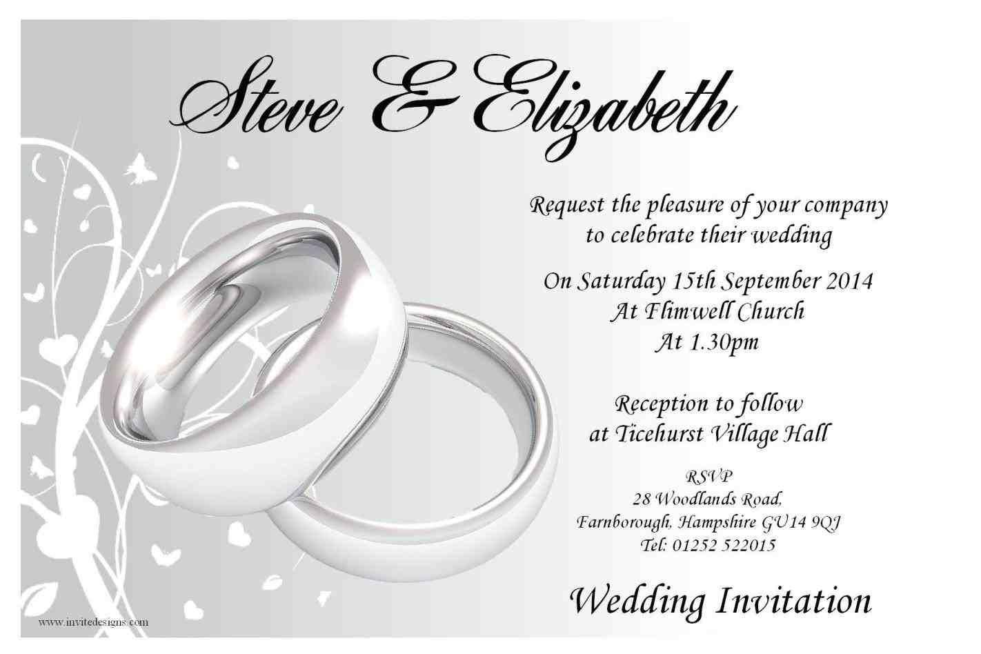 Top 10 New Post Fancy Wedding Invitations Template Visit Wedbridalsite: Fancy Wedding Invitations Templates At Websimilar.org