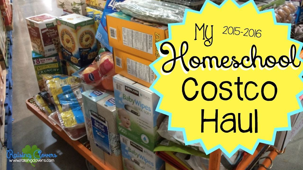 Here Is A Great Video On How I Use Costco For My Homeschool Needs