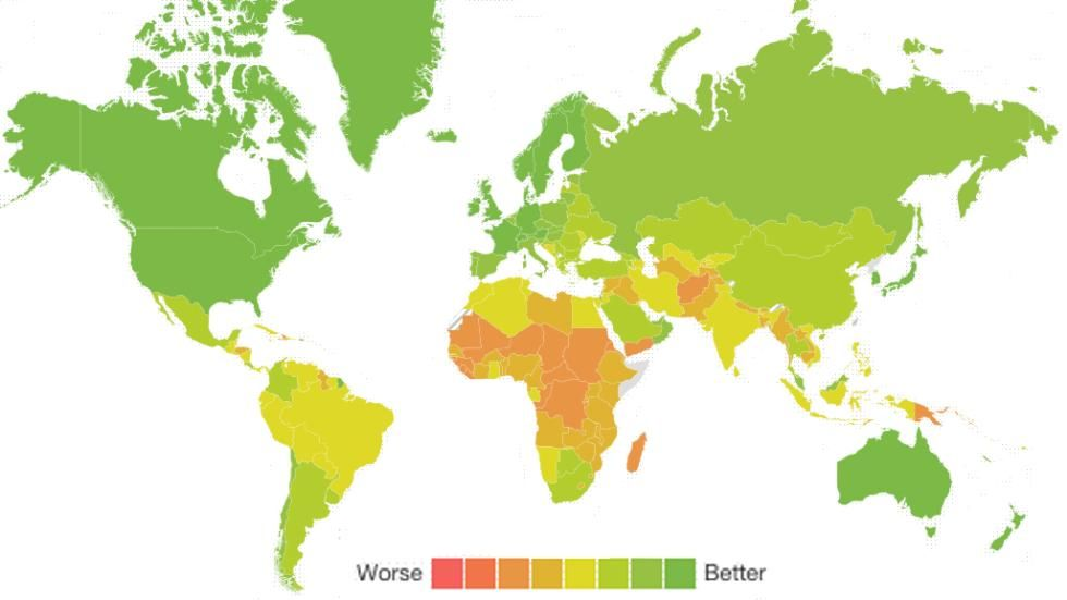 The best and worst places in the world to live as climate changes a new index gives us a glimpse of what countries will be most liveable based on gumiabroncs Image collections