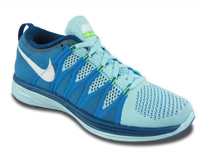 Womens NIKE FLYKNIT LUNAR2 Running Trainers 620658 414