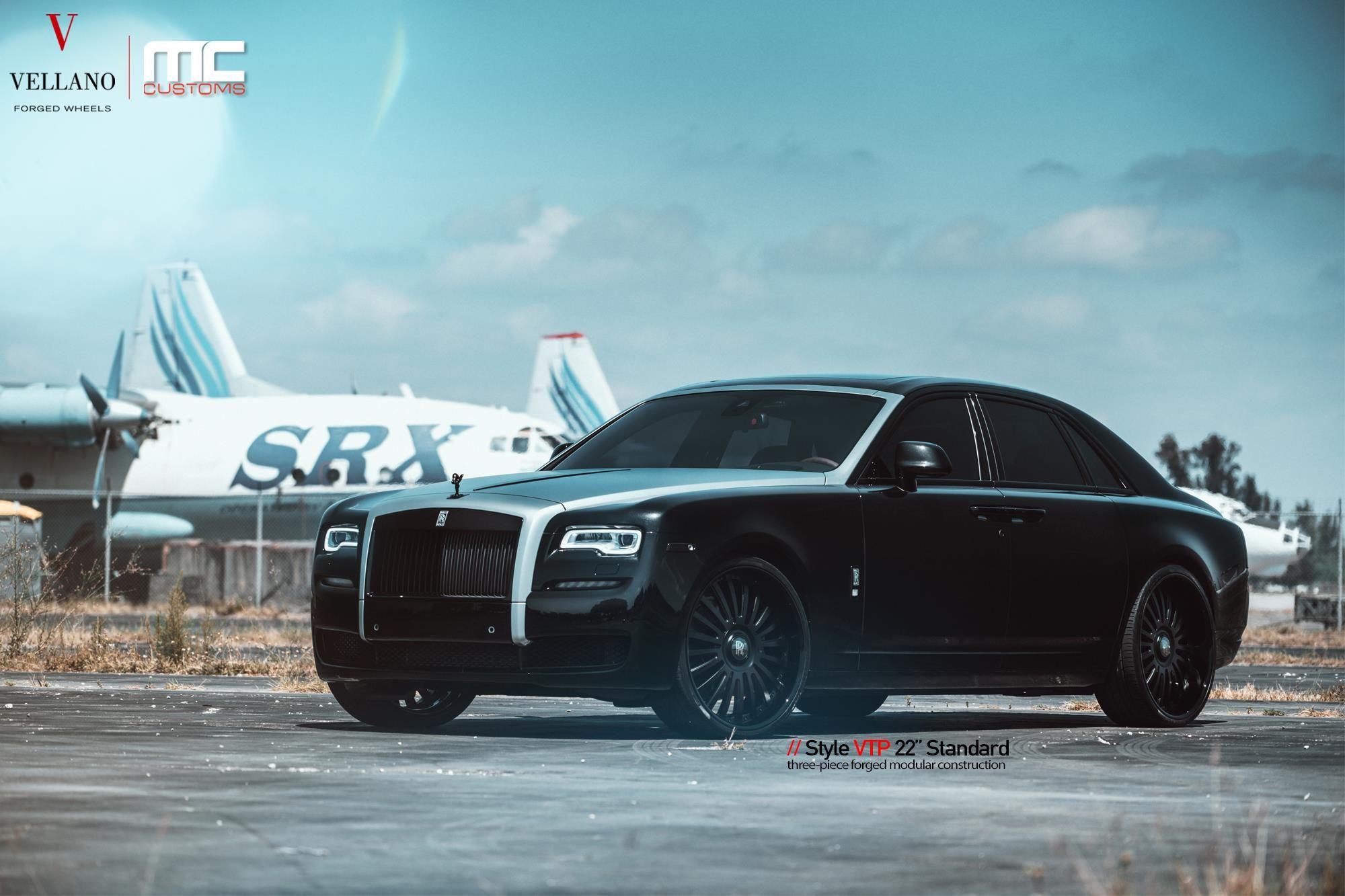 Rolls Royce Ghost II Rolls Royce Pinterest