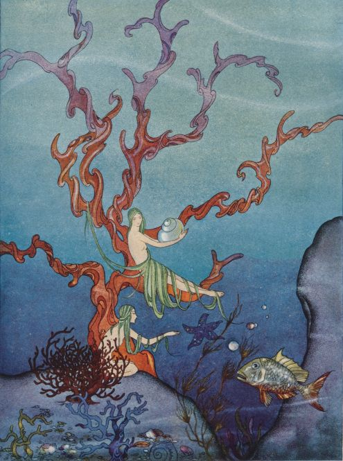 Proserpina-and-the-Sea-Nymphs  by Virginia Frances Sterrett
