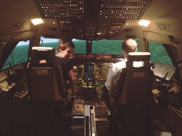 Come fly with me. Or: How to be a pilot.