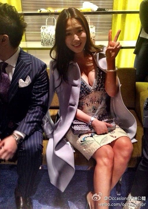 Park Shin Hye Wearing A Level 3 Push Up Bra Park Shin Hye Korean Girl Glamour