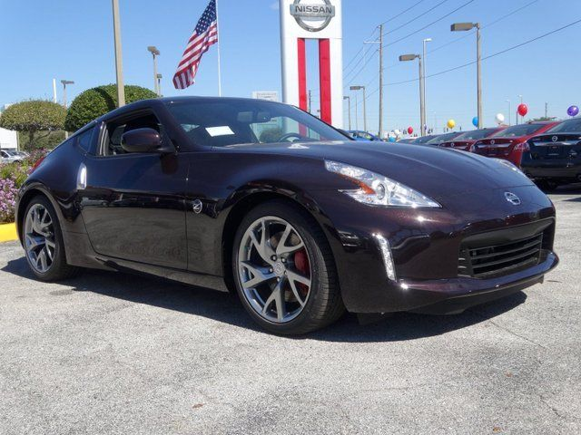 2014 Nissan 370z Black Cherry Nissan Pinterest