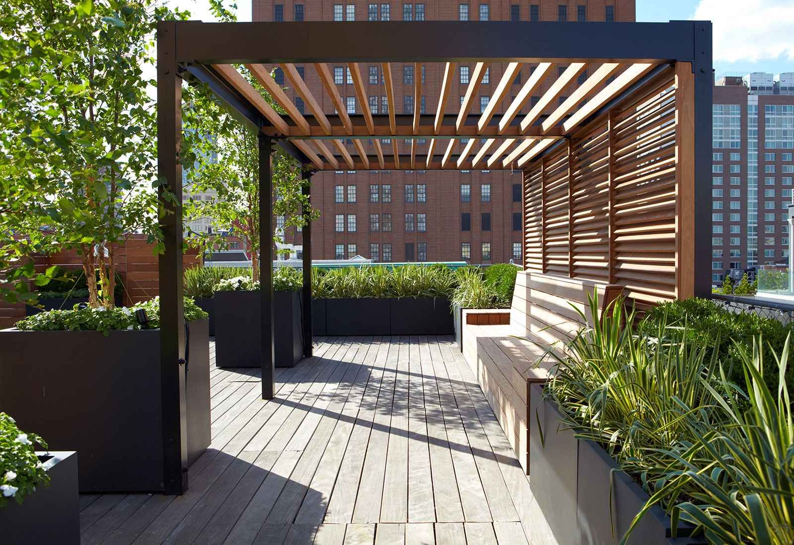 design installation plant specialists 01 rooftop pinterest