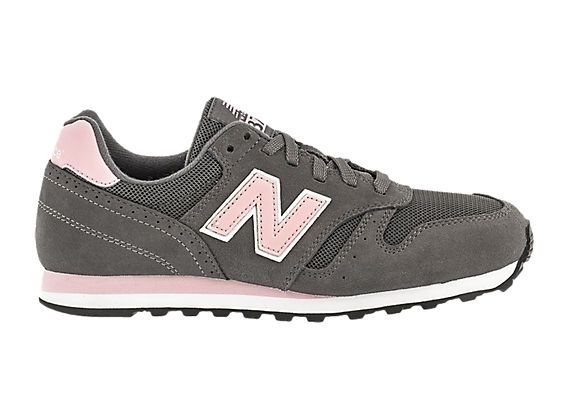 new balance 373 grey women's