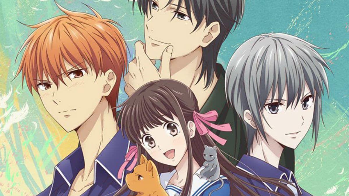 Fruits Basket 2ª temporada de anime confirmada 2020 Los