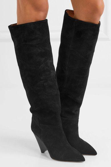 Isabel Marant Boots LOKYO suede 5APP4O