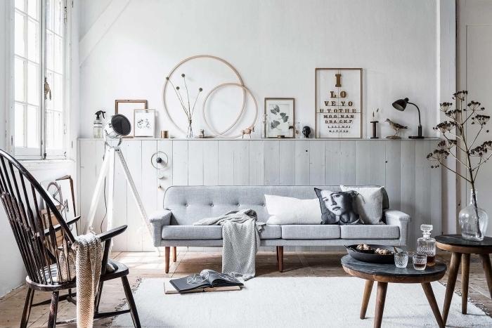 Photo of ▷ 1001 + idées pour habiller le bas des murs d'un soubassement en bois
