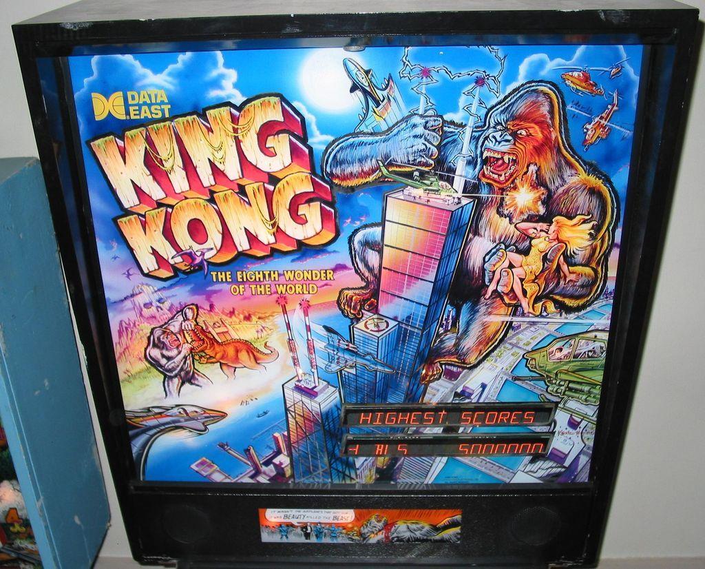 Kong machine