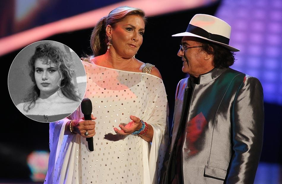 Italian Singer And Actor Al Bano And American Born Italian Singer