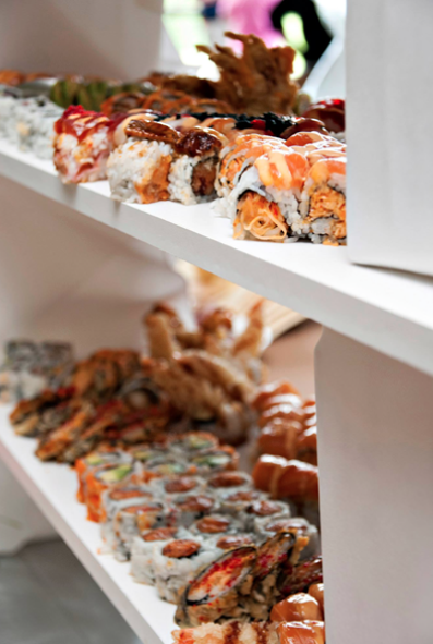If you're in the mood for sushi, then you won't be disappointed by our offerings!