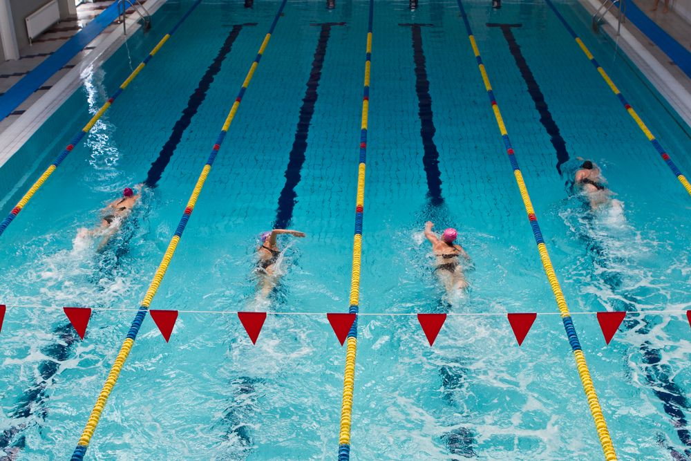 One Hour Workout Pick Your Distance Swim Swimming Workout Hour
