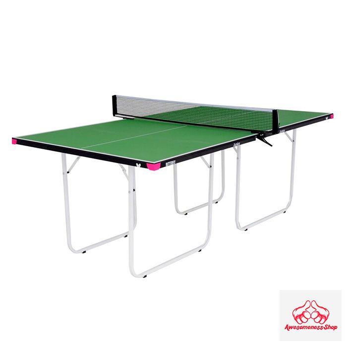 PING PONG TABLE TENNIS Folding Outdoor Sport Game Room Fold Small Spaces  Kids