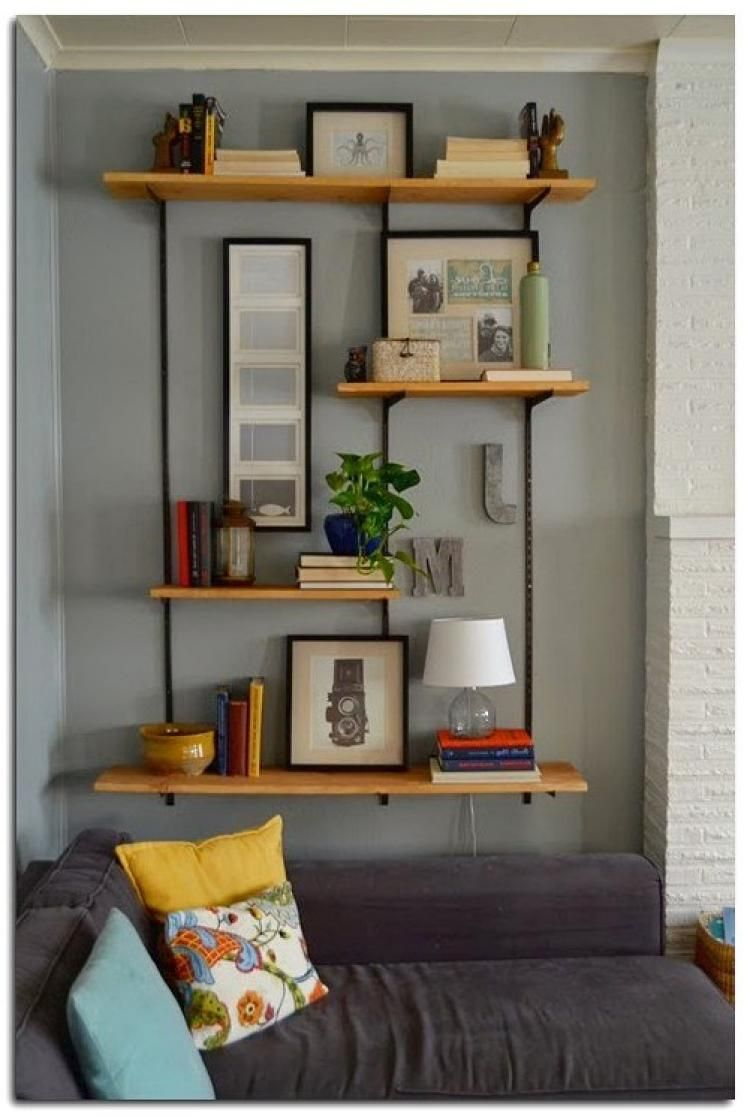 30 The Best Small Apartment Bookshelf Ideas Page 20 Of 39