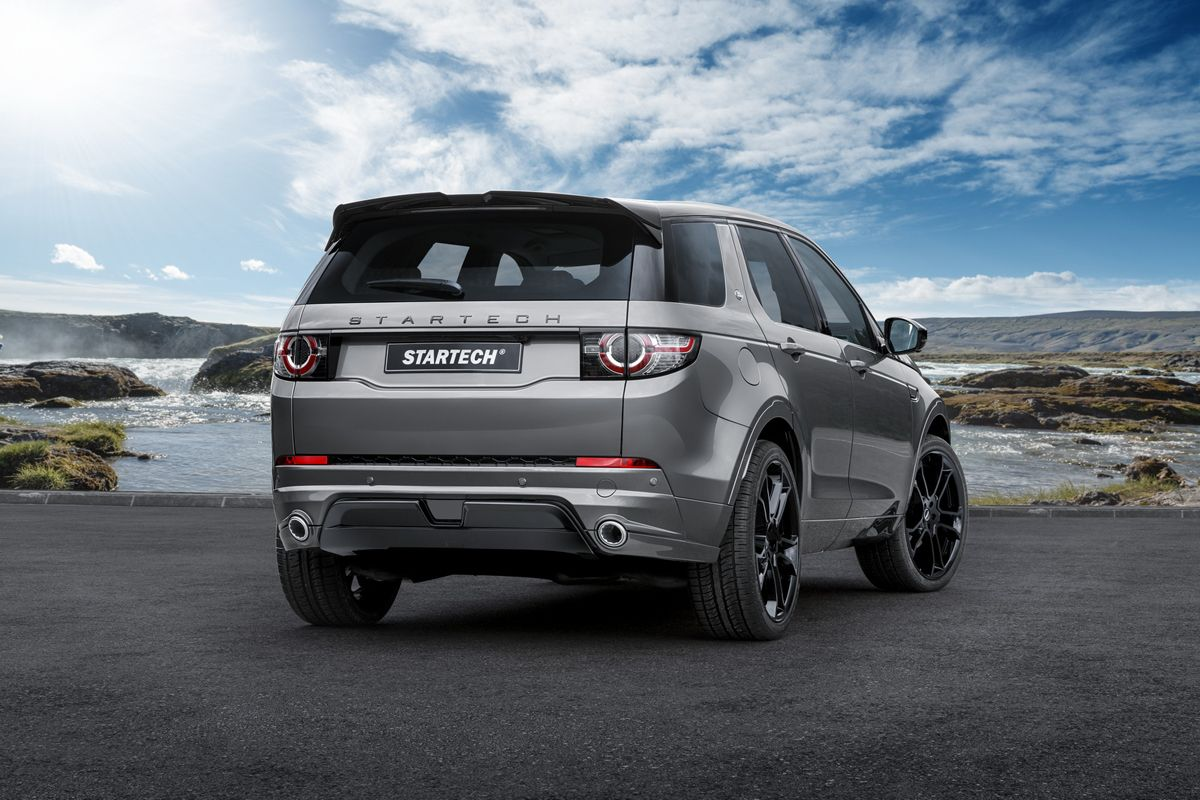 #Startech #LandRover Discovery Sport  #cars #SUV #Luxury #offroad #Brabus #cartuning  More from Startech and Brabus >> http://goo.gl/61eokO