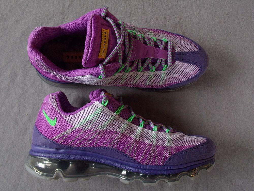 Womens Nike Air Max 95 DYN FW Livestrong shoes sneakers