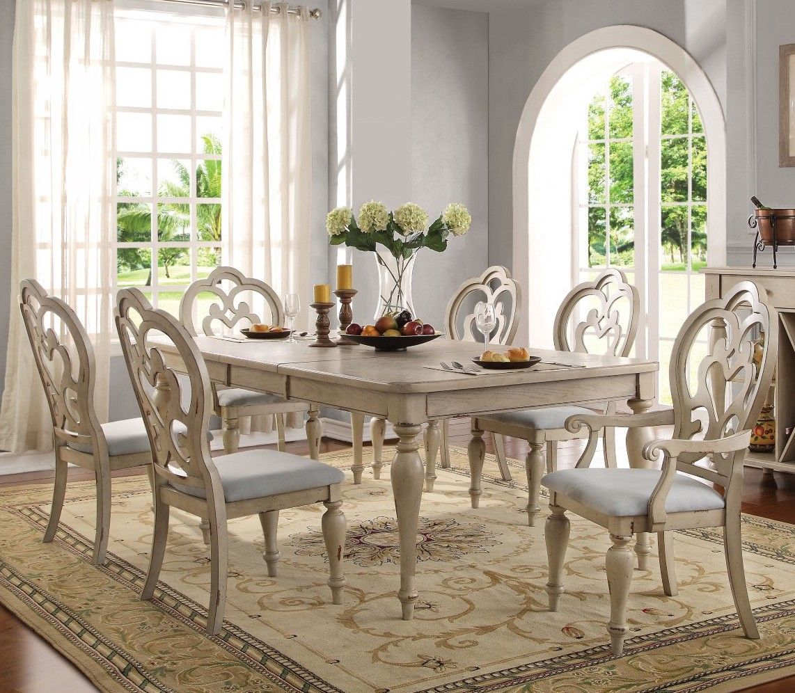 7 Amazing Dining Sets For Thanksgiving Day Country Dining Tables French Country Dining Table French Country Dining Room French country dining set