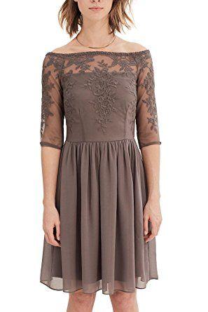 Kleid braun