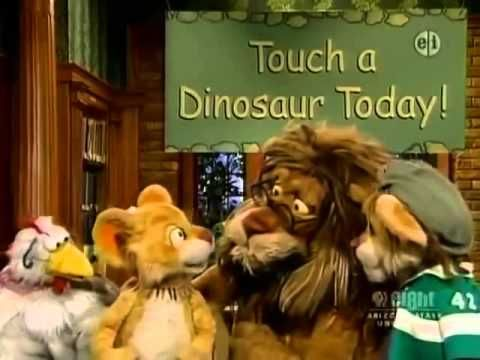 Between The Lions Charlies Dinosaur Here Come The Aliens Full