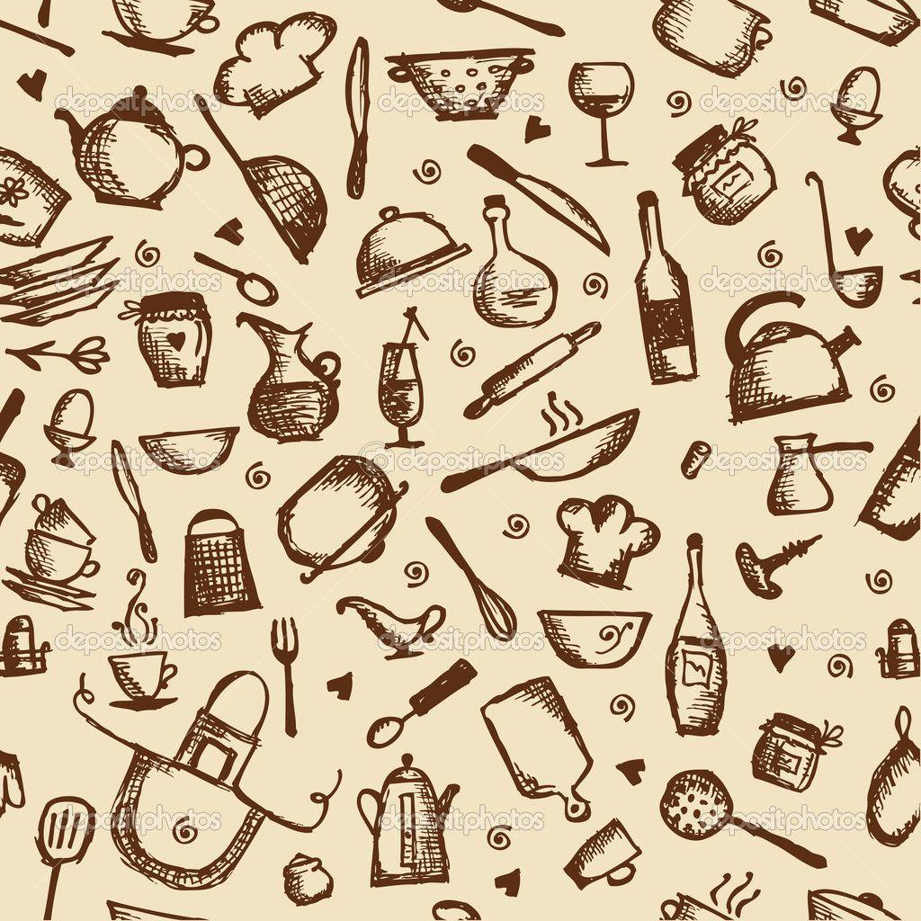 Fondos para cocina buscar con google didier for Utensilios de cocina tumblr