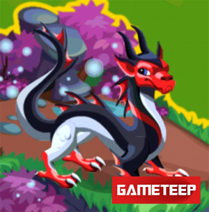 Dragon Story: Vampire Dragon Epic Form | Gameteep | The Art of ...