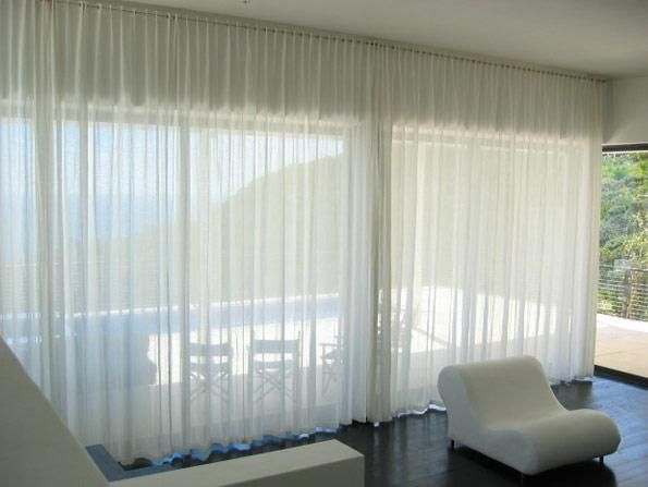 voile curtains - Google Search | curtains | Pinterest | Voile ...