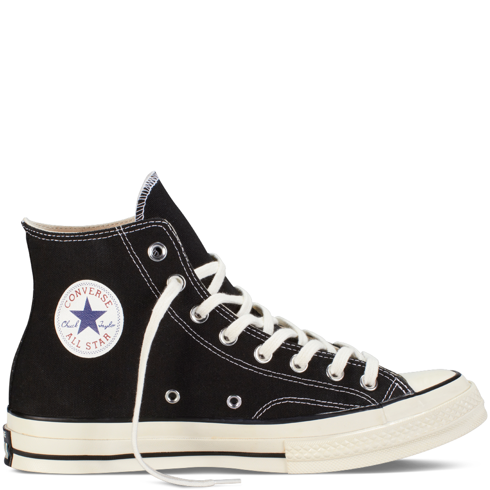 Cheap Converse All Star Chuck 70 Men High Sneakers (Black ) Cheap