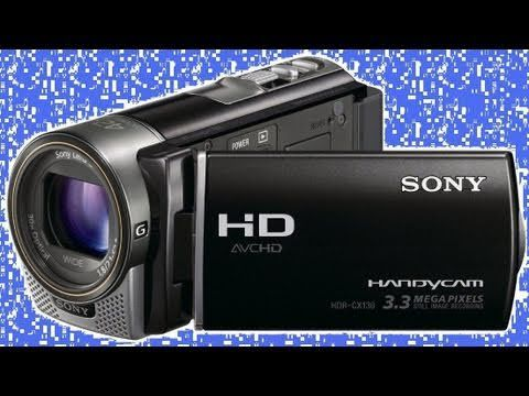 review of sony hdr cx130 handycam 375 products i like rh pinterest com FireWire Cable Sony Handycam HDR-CX130 Sony Handycam HDR CX290
