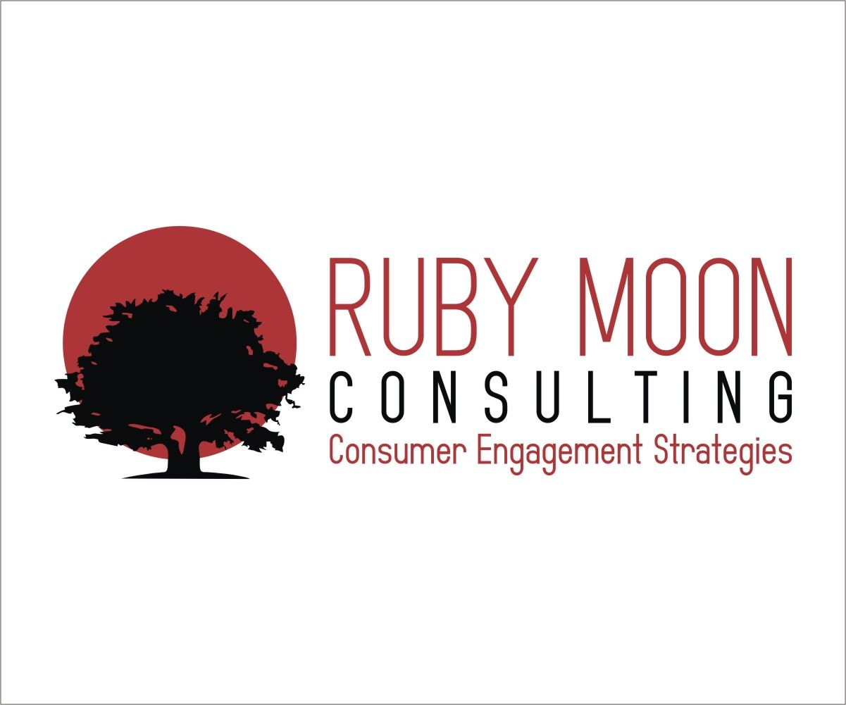 Ruby Moon Consulting needs a new logo Bold, Upmarket Logo Design by Rox Art Design