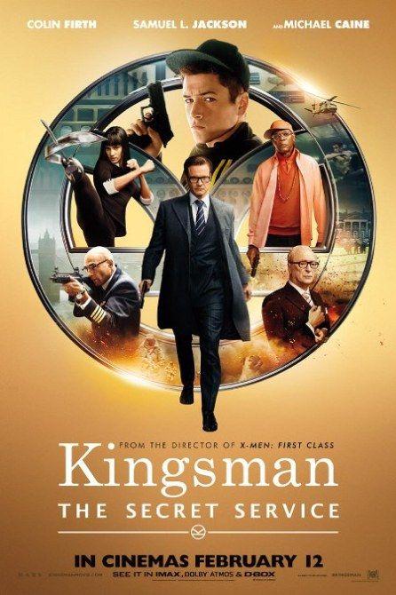 Kingsman: The Secret Service Stream