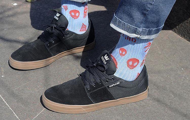 Supra Footwear, Supra Stacks II Black