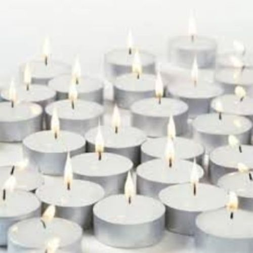 100-Count-White-Tea-Unscented-Light-Candle-Candles-Burn-Tealight-Lumabase-Set-Qu