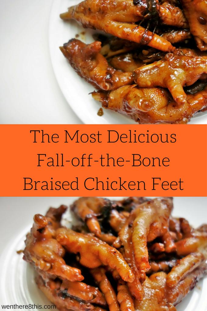The Most Delicious Braised Chicken Feet Recipe Tslcfriends