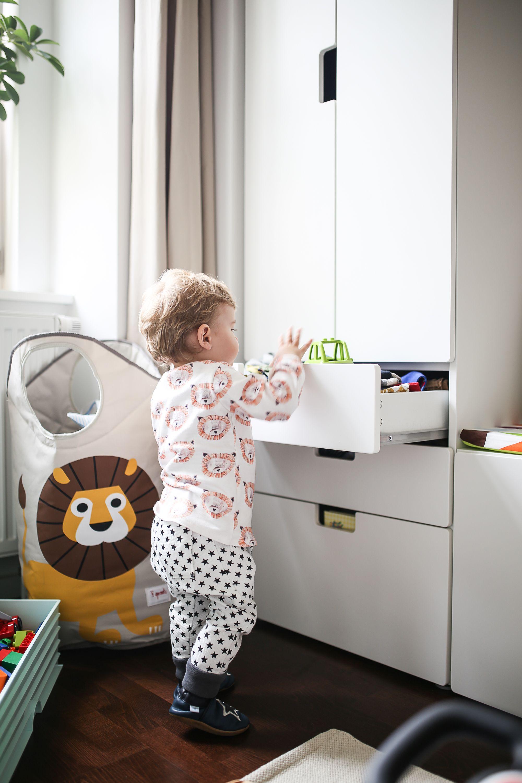 Babyzimmer ikea stuva  Friedrichs neues Kinderzimmer | Kinderzimmer, Friedrich und Die tür