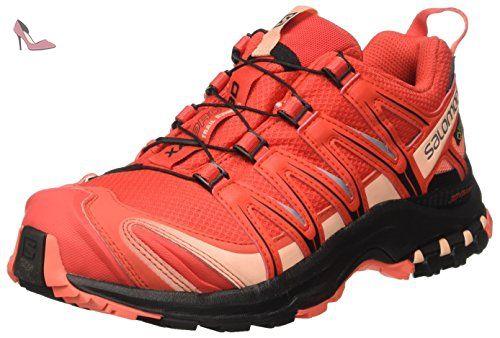 1 chaussure Salomon GTX® 3D EU noirvert XA course 45 de Hommes Pro FT3clKJ1