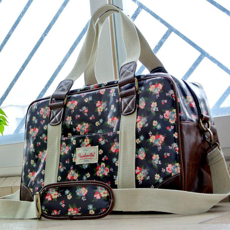 408b2e487 rústicos casual fresca pequeña vintage mujer bolso de viaje bolsa de la  mujer bolso bolsa de viaje. Encuentra este Pin y muchos más en bolsas y  carteras ...