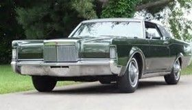 Image result for 69 Lincoln Mark 111