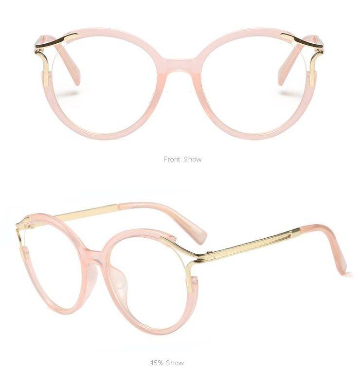 Armação P  Óculos de Grau - Chloé™ CE 2692 – Rose 864b35c9dc