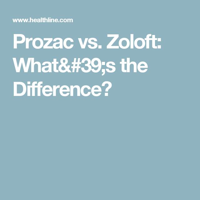 Side effects of zoloft