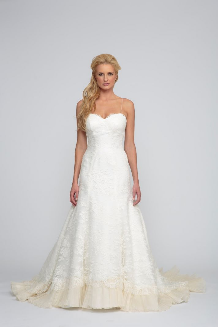 20 Heavenly Gowns From Angel Rivera Onewed Wedding