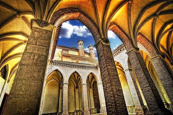 Google+Iglesia de #SanPedro  en #Teruel  en estilo mudéjar aragonés, Patrimonio de la Humanidad