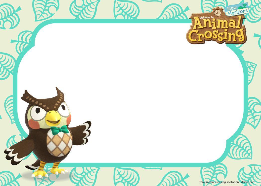 Pin On Animal Crossing Unit