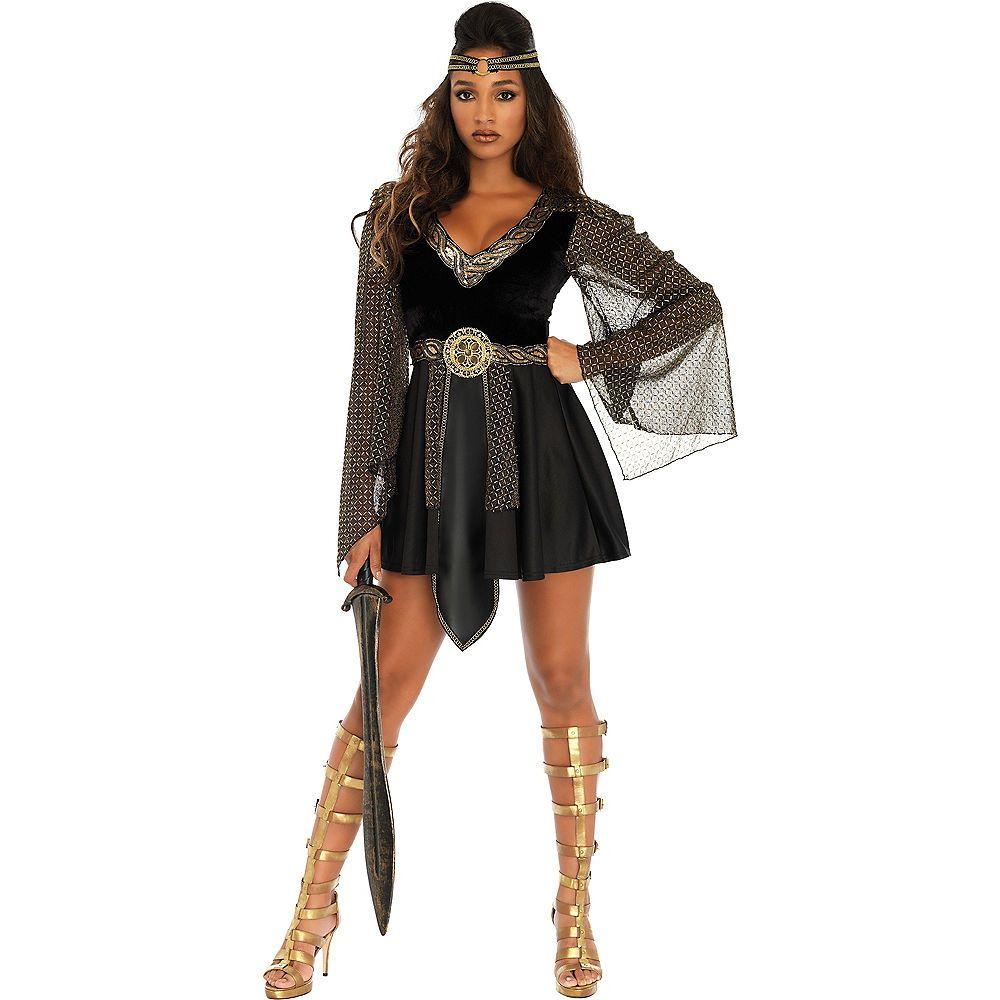 Sweetheart Queen Costumes Women Masquerade Party Deluxe Princess Fancy Dress