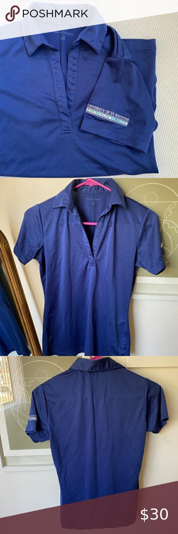 University Of St Augustine Rehab Polo In 2021 Clothes Design Fashion Plus Fashion