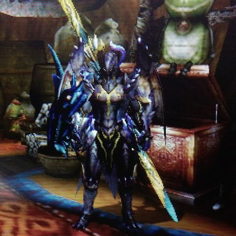 Chaos Mh4u Epeiste With Images Monster Design Monster